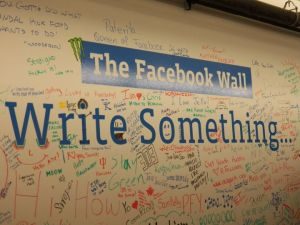 Facebook Wall in Austin, Tx